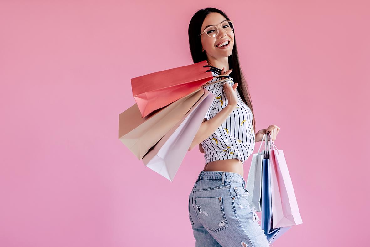 Einkaufen was Du willst. Bezahlen wie Du willst.